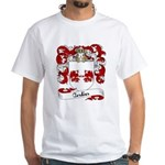 Cordier Family Crest White T-Shirt