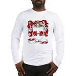 Cordier Family Crest Long Sleeve T-Shirt