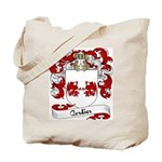 Cordier Family Crest Tote Bag