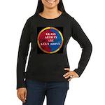 A Cut Above Women's Long Sleeve Dark T-Shirt
