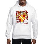 Daniel Family Crest Hooded Sweatshirt