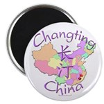 Changting China Map 2.25