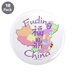Fuding China Map 3.5