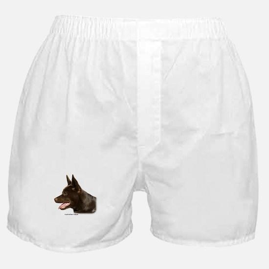 Australian Kelpie 9P24D-134 Boxer Shorts