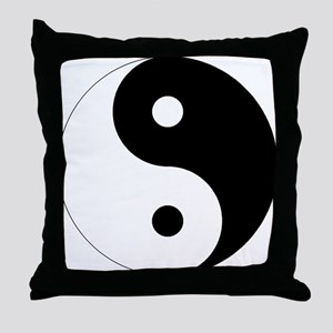 Stressed Out Throw Pillow
