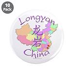 Longyan China Map 3.5