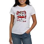 Delaunay Family Crest Women's T-Shirt