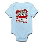 Delaunay Family Crest Infant Creeper