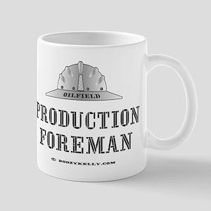 Production Foreman Mug