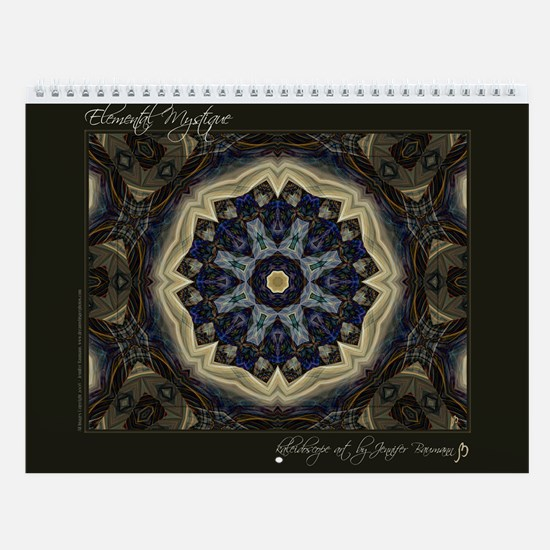 Elemental Mystique Wall Calendar