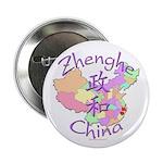 Zhenghe China Map 2.25