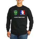 MuayJitsu Long Sleeve Dark T-Shirt