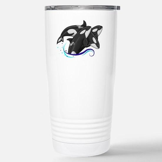 Orca Triple Jump Stainless Steel Travel Mug