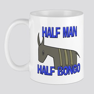Half Man Half Bongo Mug