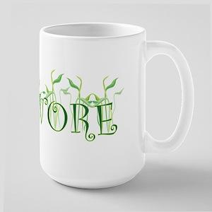 Herbivore Large Mug