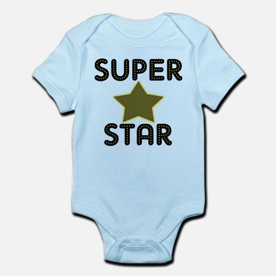 Super Star Infant Bodysuit