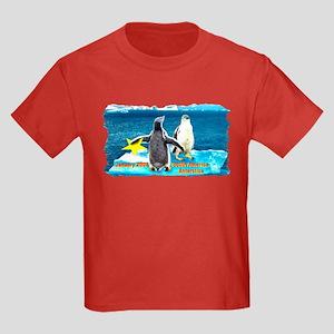 Star Antarctic Jan '09 Kids Dark T-Shirt