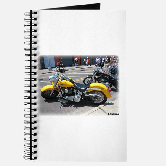 NYClics Custom Harley Journal