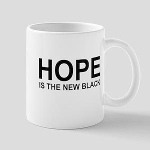 Hope Is The New Black Mug