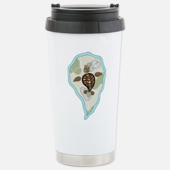 Callie Stainless Steel Travel Mug