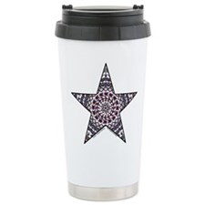 Star of Independence Stainless Steel Travel Mug