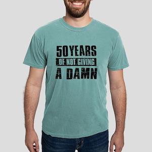 50 years of not giving a damn T-Shirt
