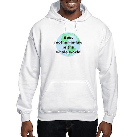 BW Mother-in-law Hooded Sweatshirt