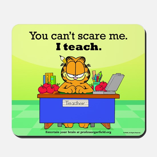 I Teach Mousepad