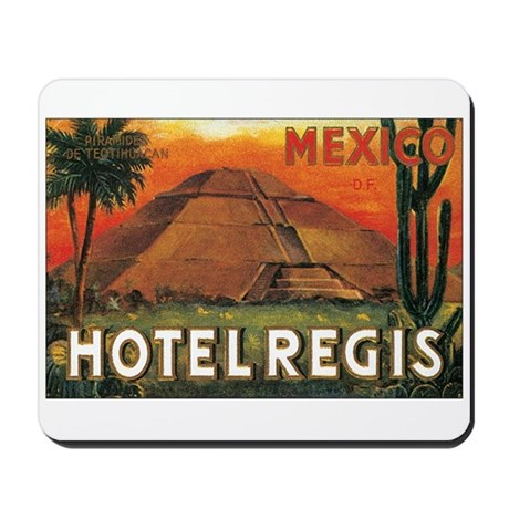 HOTEL REGIS MEXICO Mousepad