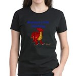 Mommy's Little Hatchling Women's Dark T-Shirt