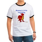 Mommy's Little Hatchling Ringer T