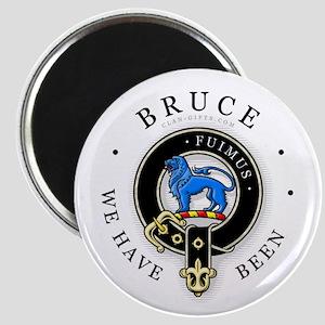 Clan Bruce Magnet