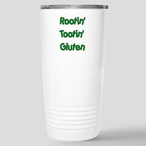 Rootin' Tootin' Gluten Stainless Steel Travel Mug