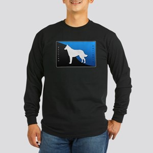 Belgian Malinois Long Sleeve Dark T-Shirt