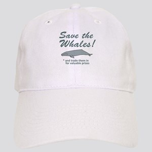 Save Whales Trade Them In Cap