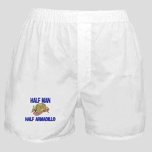 Half Man Half Armadillo Boxer Shorts