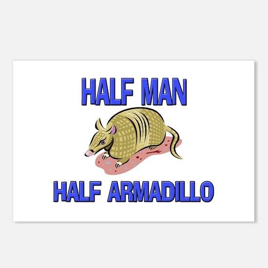 Half Man Half Armadillo Postcards (Package of 8)