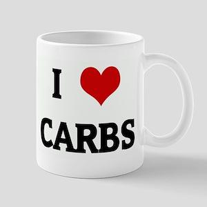 I Love CARBS Mug