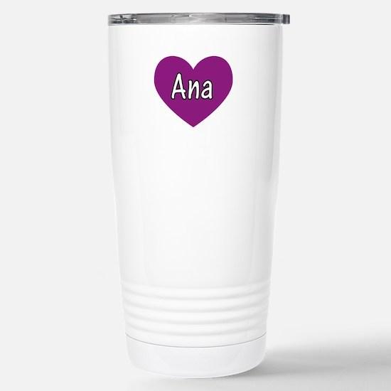 Ana Stainless Steel Travel Mug