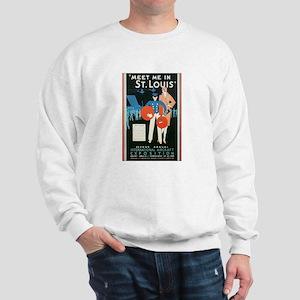 ST. LOUIS MISSOURI Sweatshirt