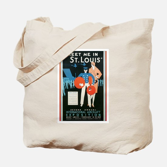 ST. LOUIS MISSOURI Tote Bag