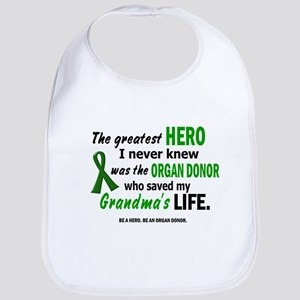 Hero I Never Knew 1 (Grandma) Bib
