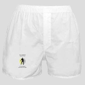 Coaching Superhero Boxer Shorts