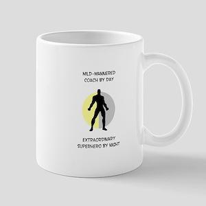 Coaching Superhero Mug