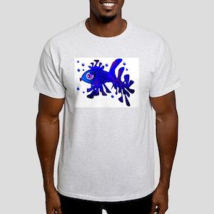 Blue Fish Light T-Shirt