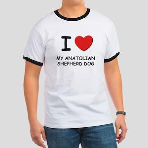 I love MY ANATOLIAN SHEPHERD DOG Ringer T