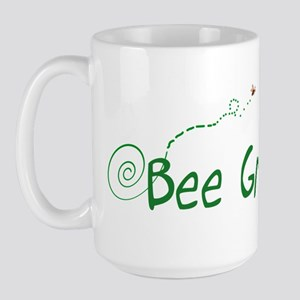 BEE GREEN Large Mug