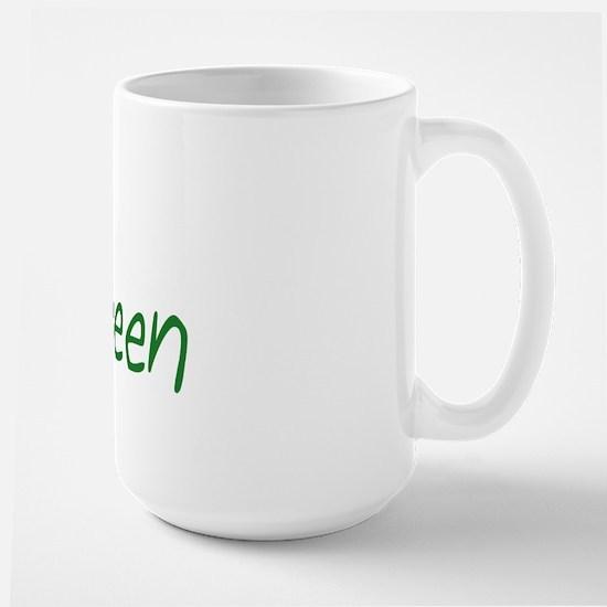 BEE GREEN Large Mug