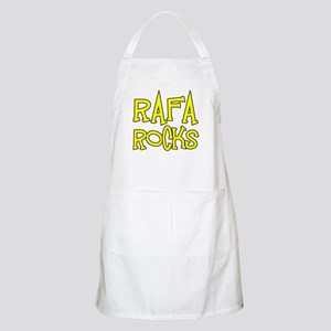 Rafa Rocks Tennis Design BBQ Apron