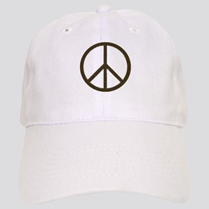 Cool Vintage Peace Sign Cap